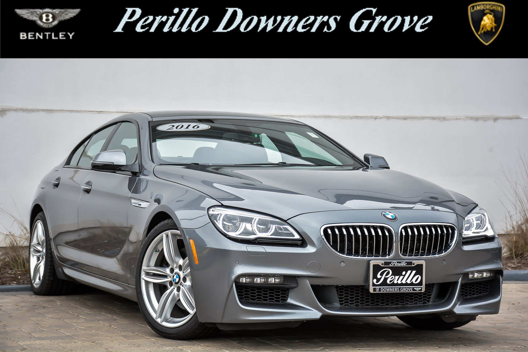 Pre Owned 2016 Bmw 6 Series 640i Xdrive Gran Coupe Executive M Sport