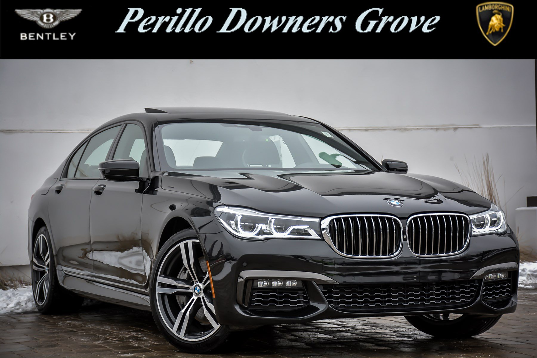 pre-owned 2017 bmw 7 series 750i xdrive m-sport 4dr car in downers