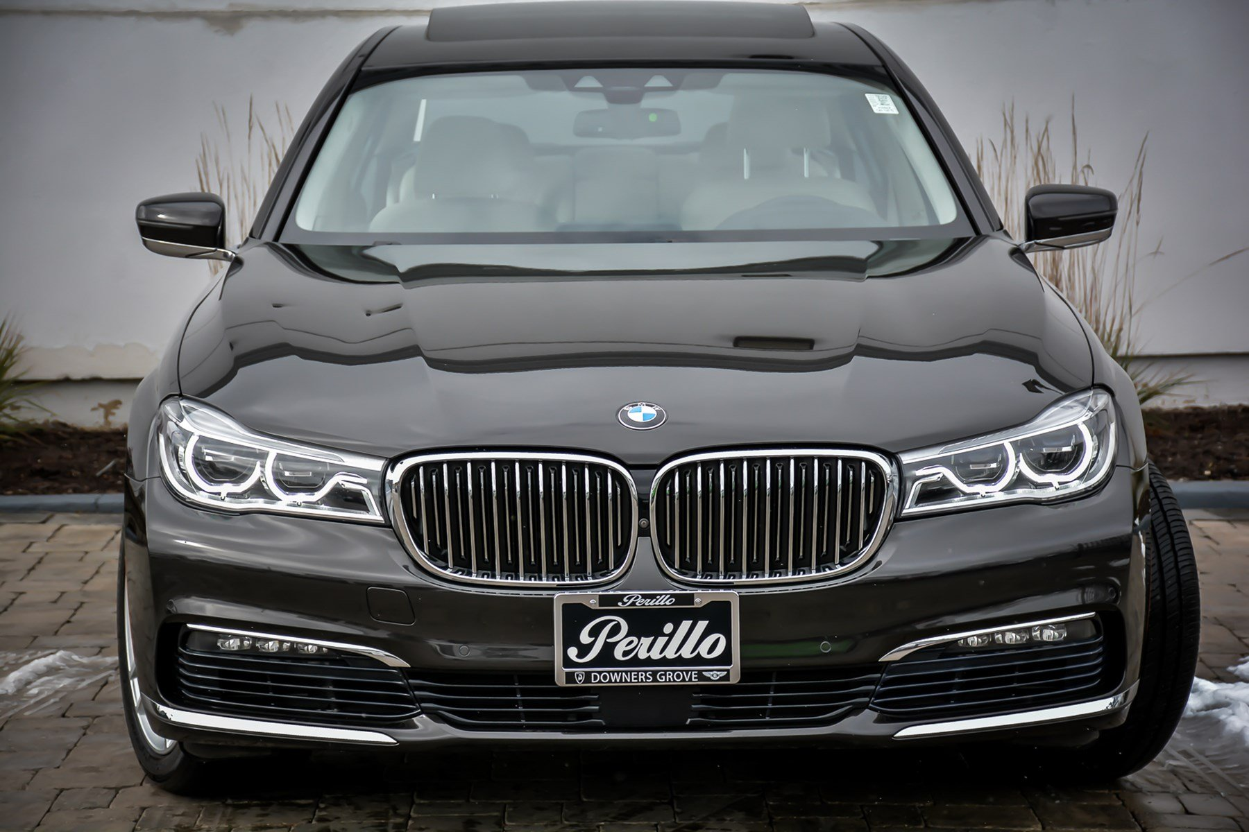 Pre Owned 2016 BMW 7 Series 750i xDrive Executive 4dr Car in Downers