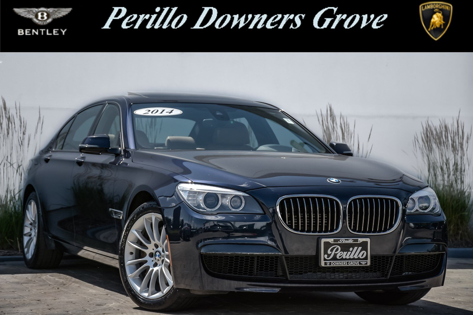 Pre-Owned 2014 BMW 7 Series 750Li xDrive Executive/M-Sport With Navigation