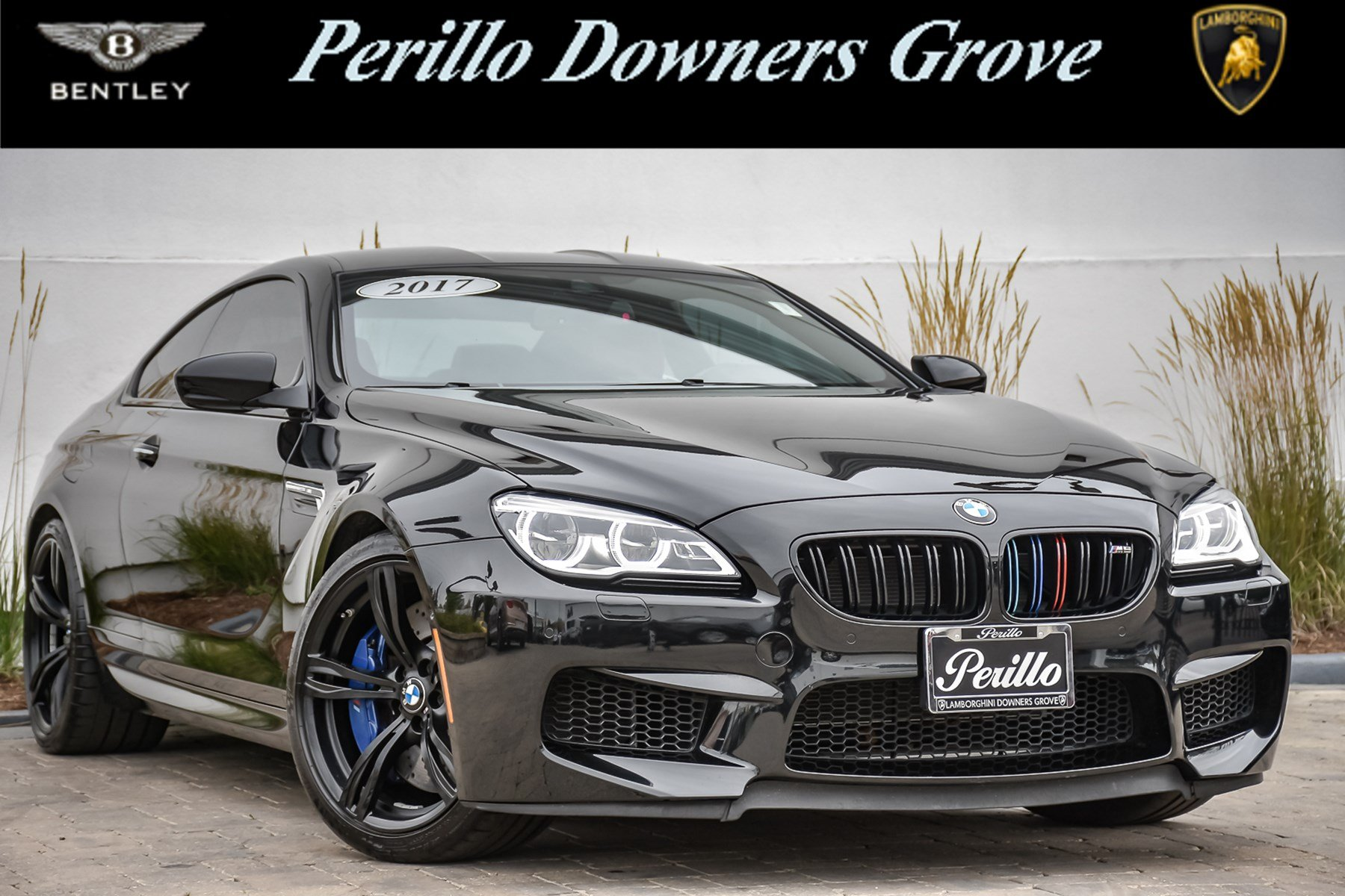 Pre-Owned 2017 BMW M6 Executive
