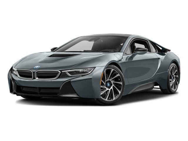 Pre-Owned 2016 BMW i8 Tera World