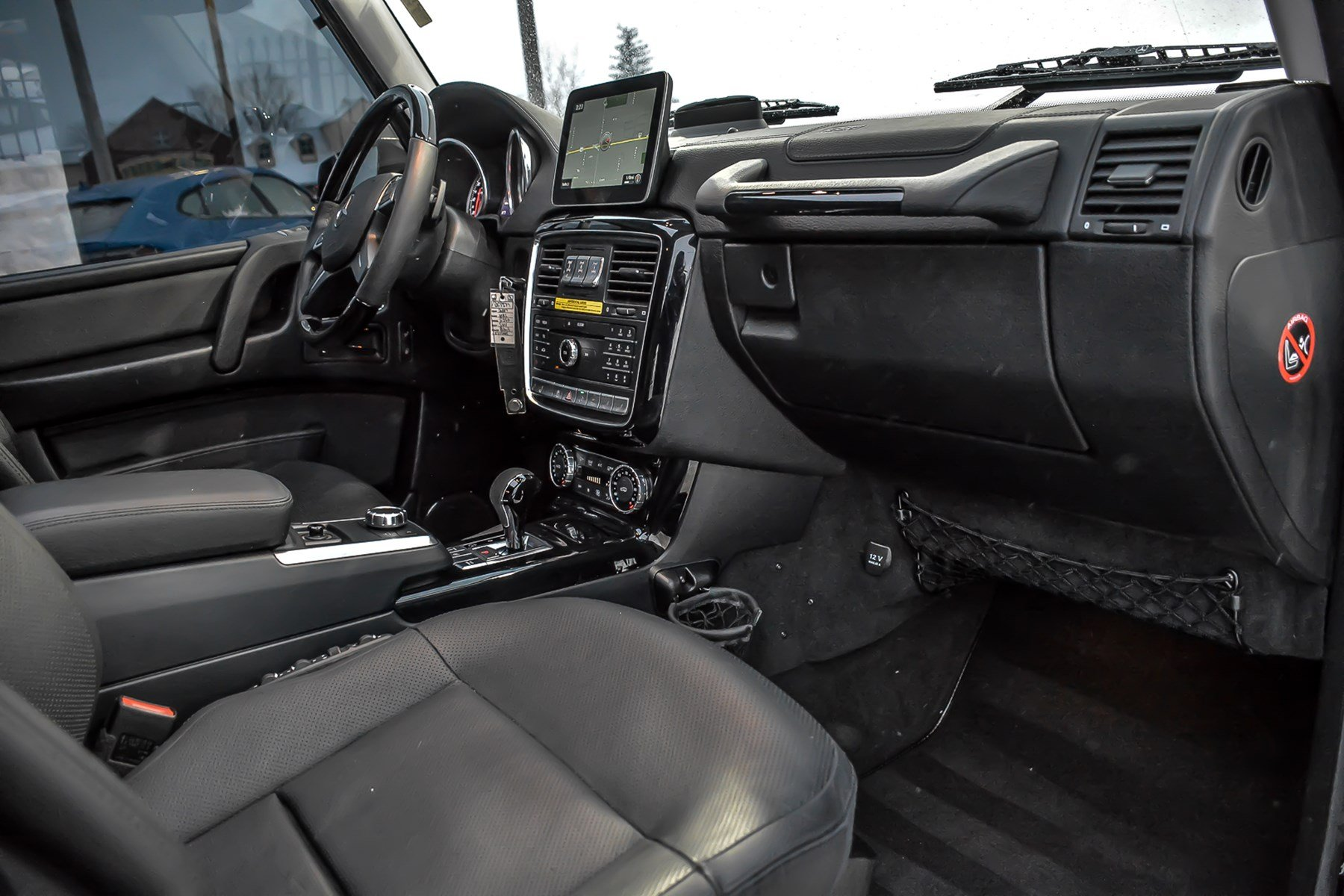 Pre-Owned 2017 Mercedes-Benz G-Class G 550 With Navigation