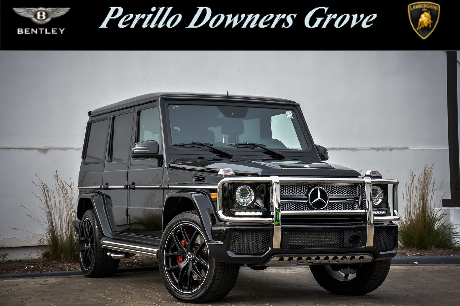 Pre Owned 2016 Mercedes Benz G Class AMG G 65 With Navigation Sport