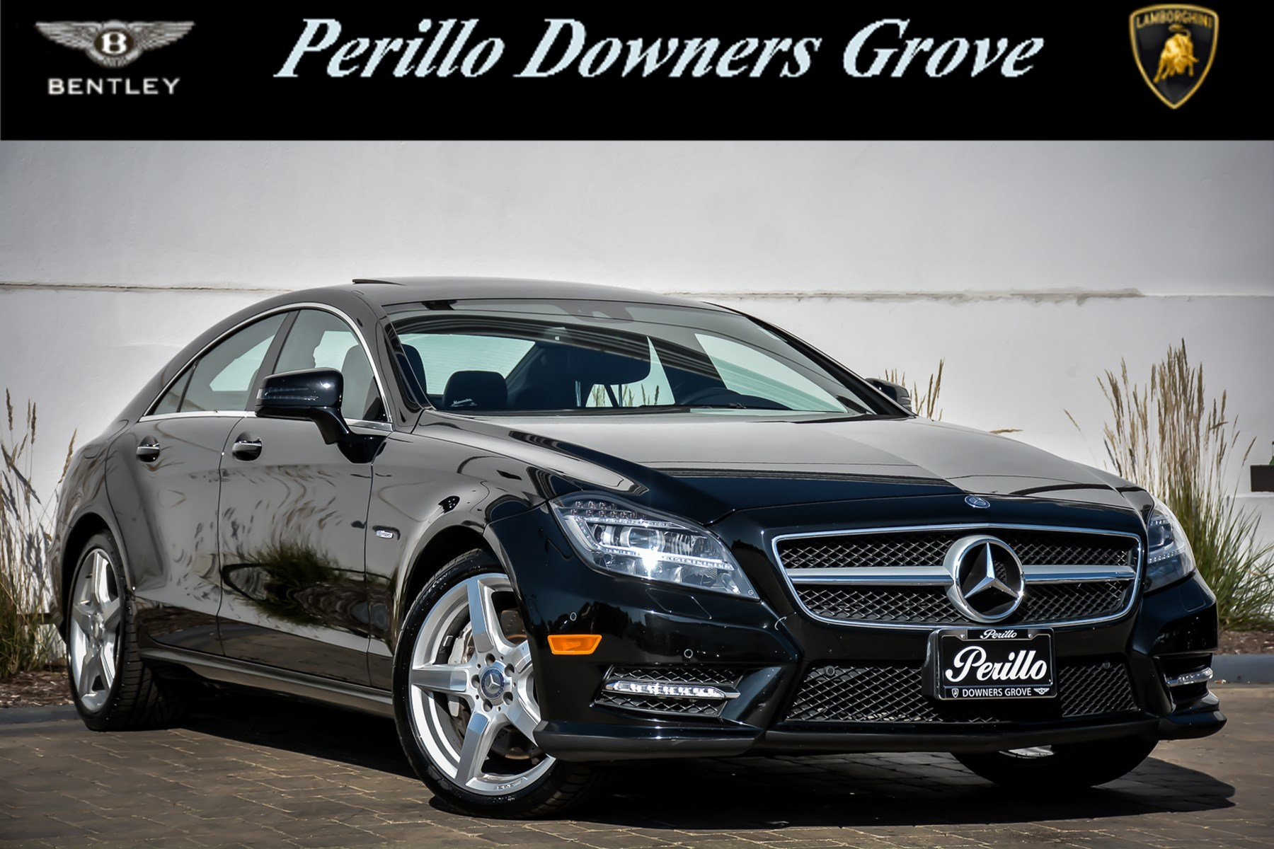 Pre Owned 2012 Mercedes Benz CLS CLS 550 Coupe in Downers Grove