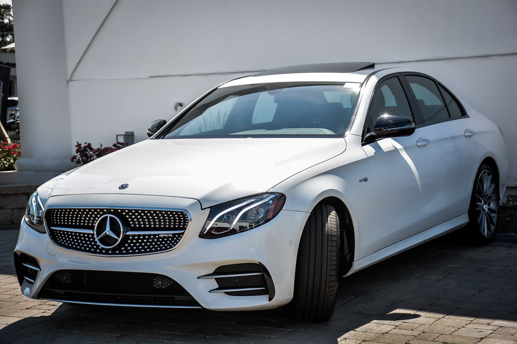 Pre Owned 2017 Mercedes Benz E Class AMG E 43 With Navigation 4dr