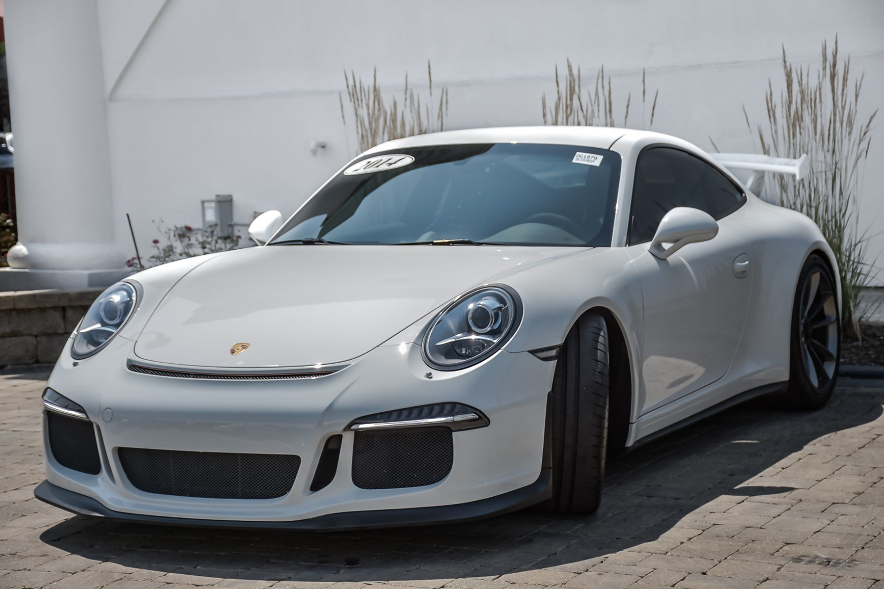 Pre-Owned 2014 Porsche 911 GT3 With Navigation