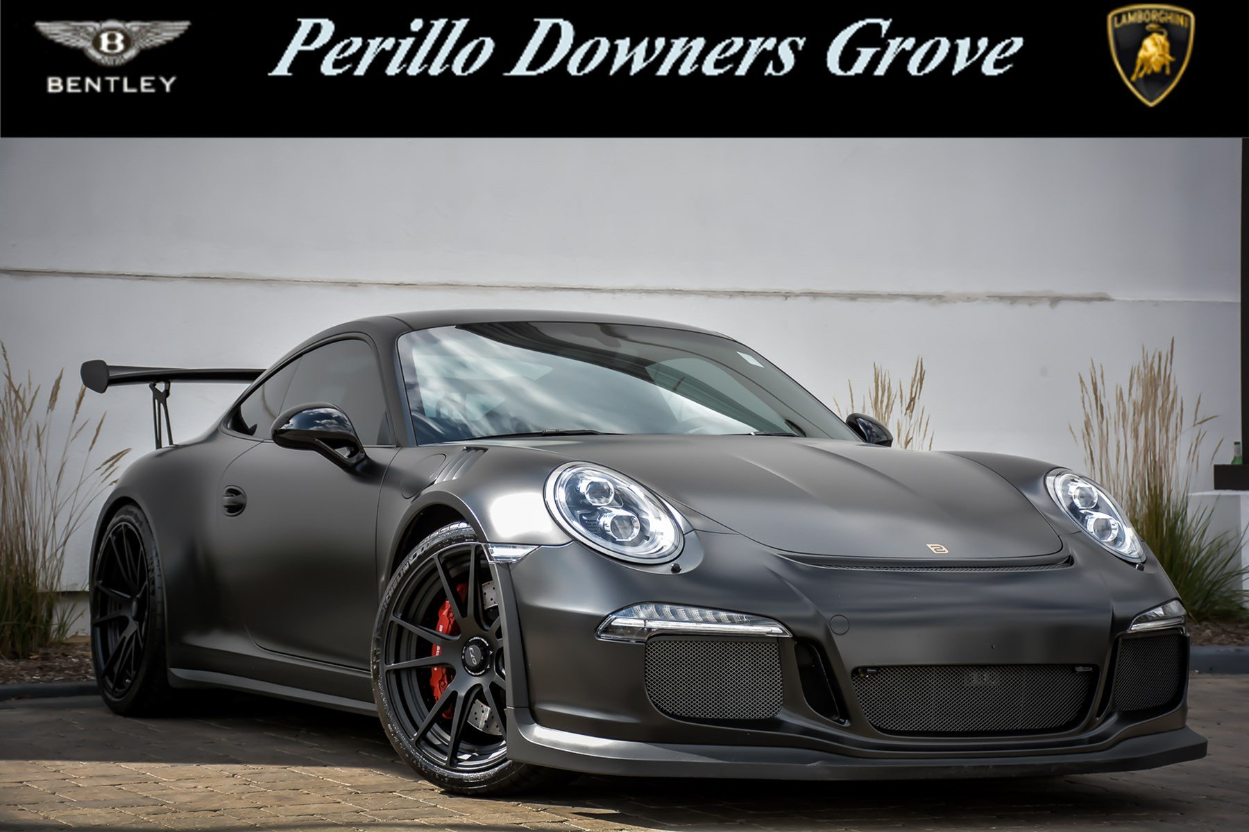 Pre Owned 2015 Porsche 911 GT3 RS Conversion 2dr Car in Downers