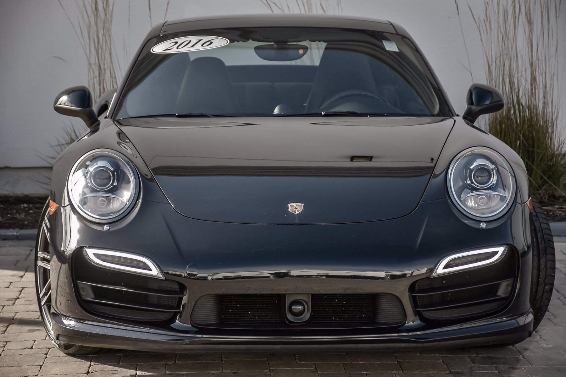 Pre-Owned 2016 Porsche 911 Turbo With Navigation
