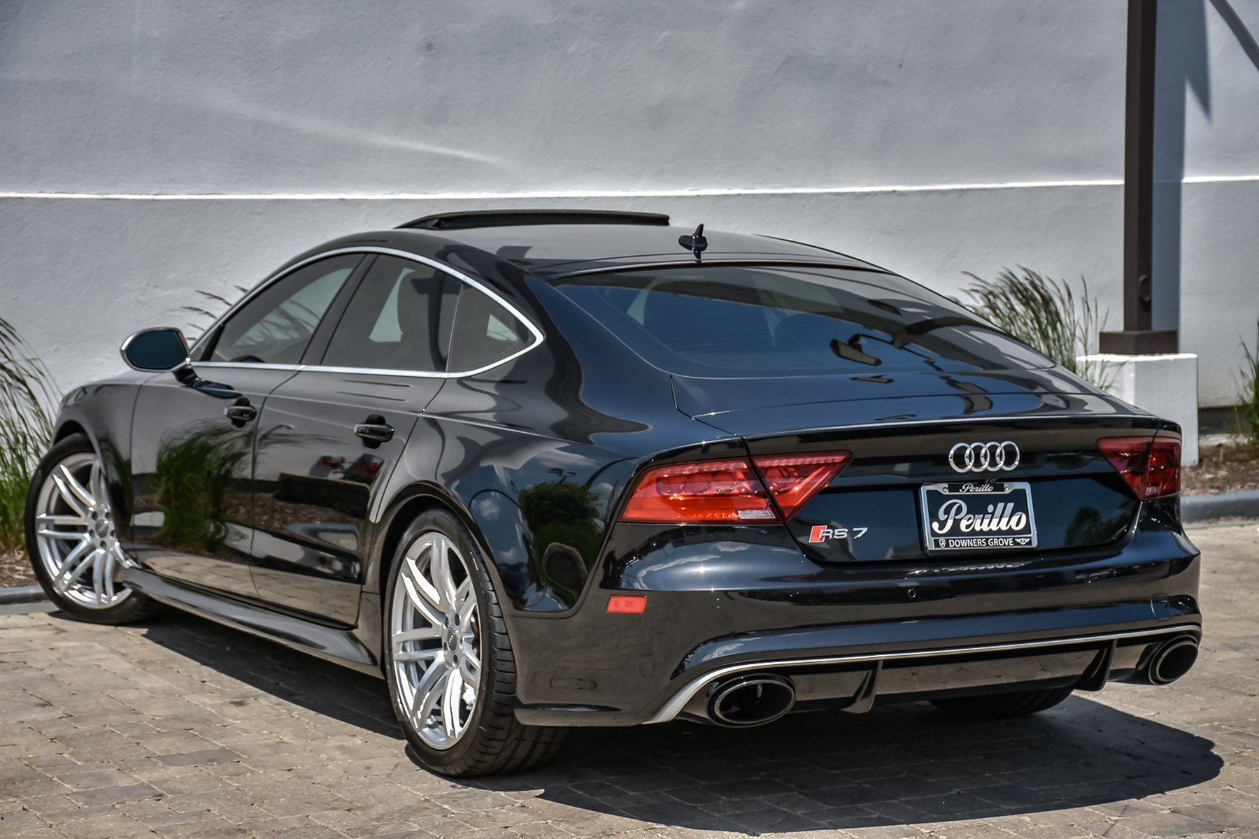 Pre-Owned 2015 Audi RS 7 Prestige With Navigation