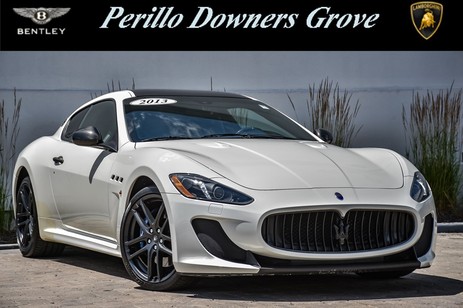Pre-Owned 2013 Maserati GranTurismo MC Stradale With Navigation