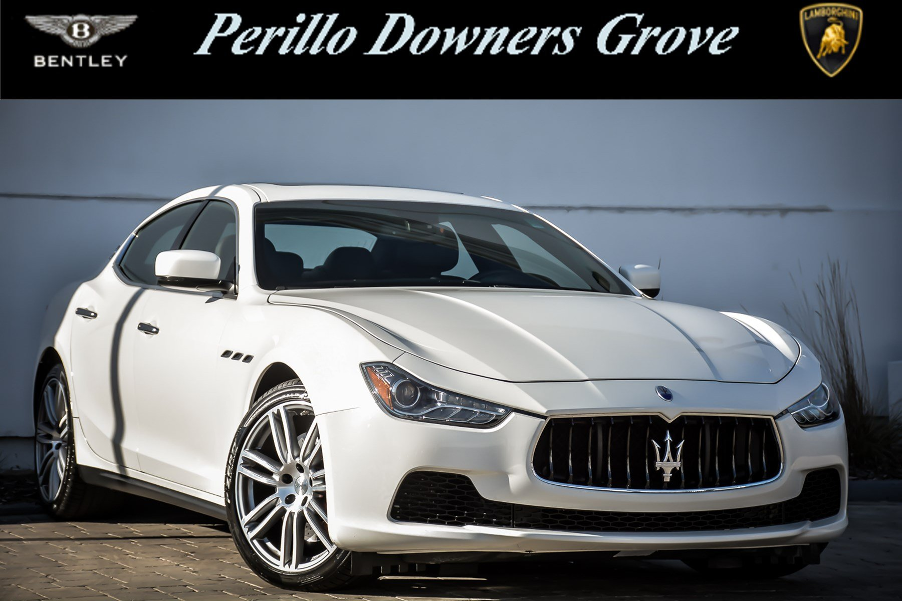 Pre Owned 2016 Maserati Ghibli S Q4 With Navigation