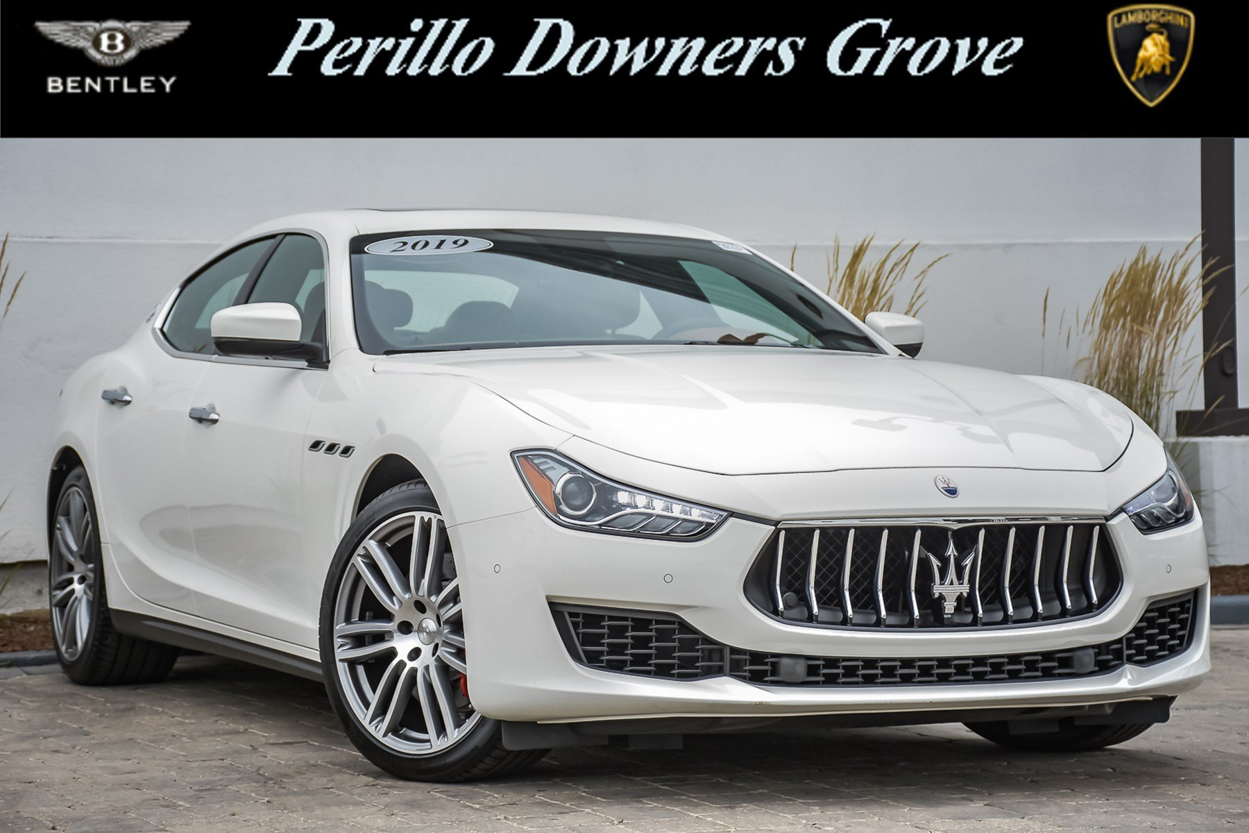 Pre-Owned 2019 Maserati Ghibli S Q4 With Navigation