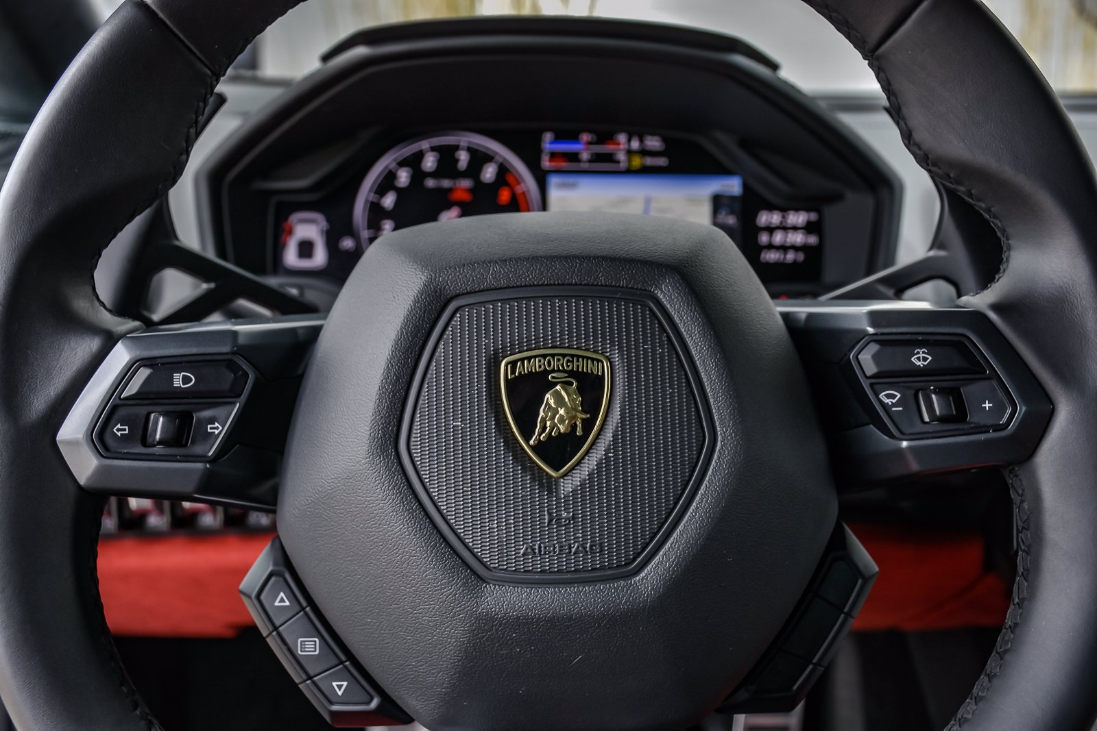 Pre-Owned 2019 Lamborghini Huracan LP 580-2 With Navigation