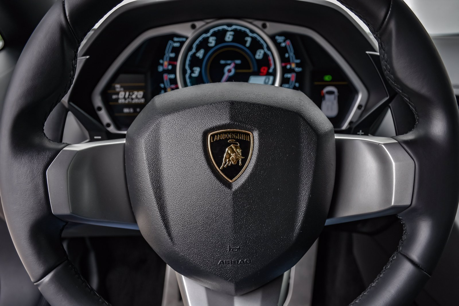 Pre-Owned 2014 Lamborghini Aventador Roadster LP 700-4
