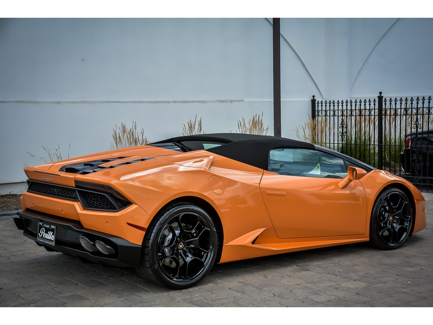 New 2019 Lamborghini Huracan Lp 580 2 Spyder Convertible In Downers