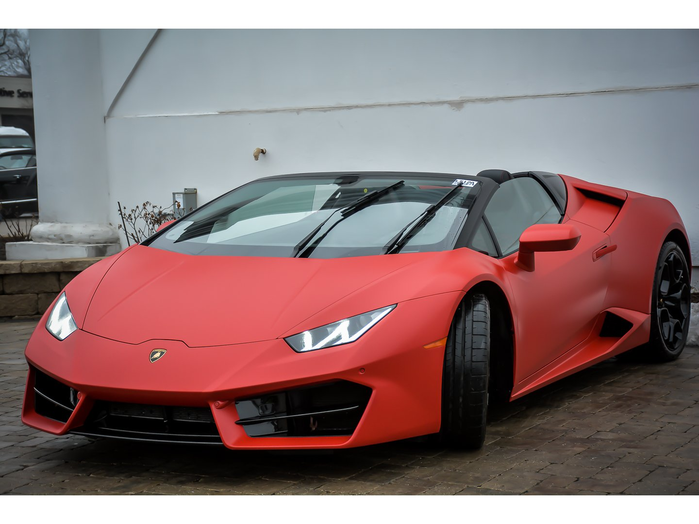 Pre-Owned 2018 Lamborghini Huracan Spyder LP 580-2 With Navigation