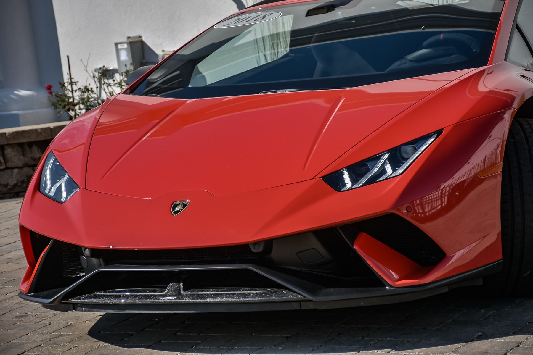 Pre-Owned 2018 Lamborghini Huracan Performante Spyder LP 640-4 With Navigation