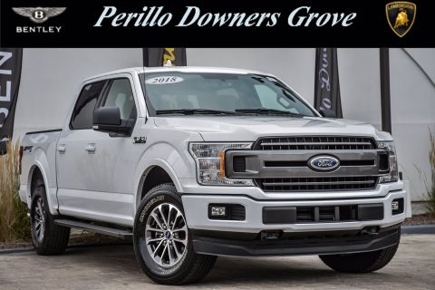 Pre-Owned 2018 Ford F-150 XLT SuperCrew With Navigation