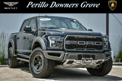 Pre-Owned 2017 Ford F-150 Raptor SuperCrew With Navigation