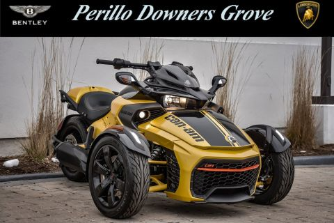 Pre-Owned 2017 Can-Am Spyder F3 S