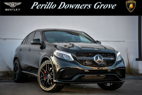 Pre-Owned 2017 Mercedes-Benz GLE AMG® 63 S With Navigation