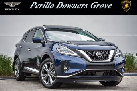 Pre-Owned 2020 Nissan Murano Platinum