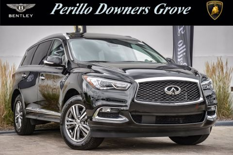 Pre-Owned 2020 INFINITI QX60 LUXE, 3rd Row, With Navigation