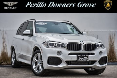Pre-Owned 2017 BMW X5 xDrive35i M-Sport