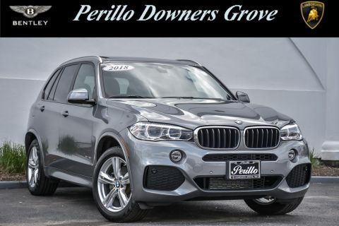 Pre-Owned 2018 BMW X5 xDrive35i M-Sport w/3rd Row