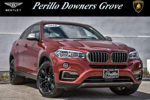 Pre-Owned 2018 BMW X6 xDrive35i Prem/Executive