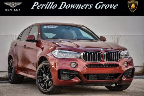 Pre-Owned 2018 BMW X6 xDrive50i M-Sport