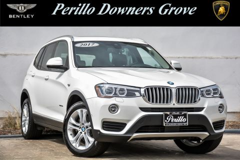Pre-Owned 2017 BMW X3 xDrive35i With Navigation