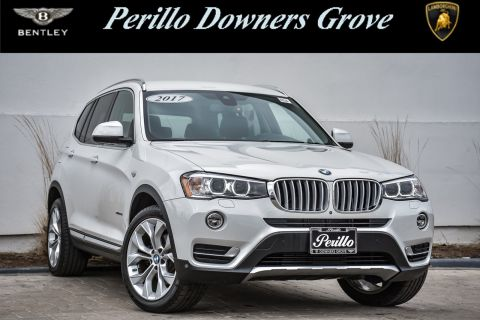 Pre-Owned 2017 BMW X3 xDrive28i X-Line With Navigation