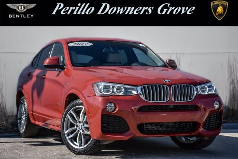 Pre-Owned 2017 BMW X4 xDrive28i M-Sport Premium With Navigation
