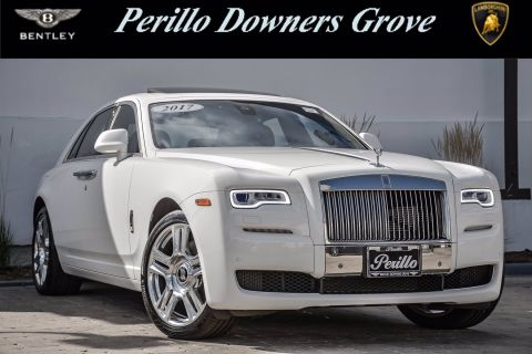 Pre-Owned 2017 Rolls-Royce Ghost w/Rear Theater &