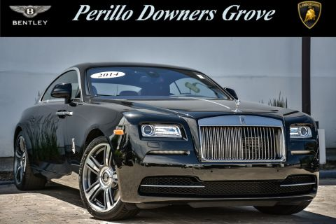 Pre-Owned 2014 Rolls-Royce Wraith w/Starlight &