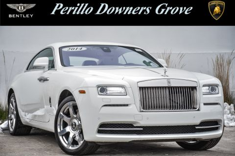 Pre-Owned 2014 Rolls-Royce Wraith w/Starlight
