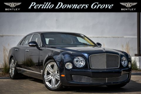 Pre-Owned 2014 Bentley Mulsanne Premier Specification