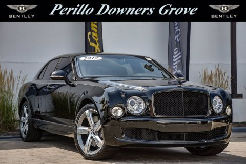 Pre-Owned 2012 Bentley Mulsanne Premiere Specification