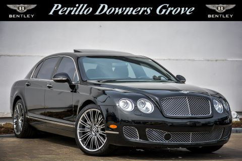 Pre-Owned 2013 Bentley Continental Flying Spur Speed Mulliner