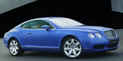 Pre-Owned 2006 Bentley Continental GT