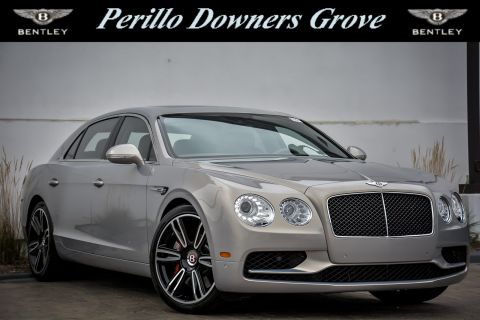 Pre-Owned 2017 Bentley Flying Spur V8 S