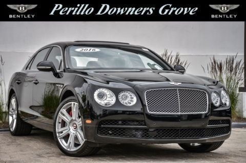 Pre-Owned 2016 Bentley Flying Spur V8 w/Naim