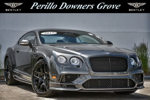 Pre-Owned 2017 Bentley Continental GT Supersports