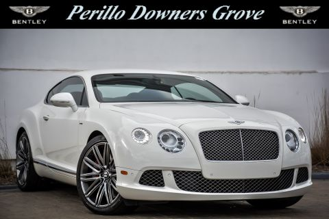 Pre-Owned 2013 Bentley Continental GT Speed WIth Navigation