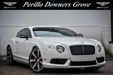 Pre-Owned 2014 Bentley Continental GT V8 S Mulliner