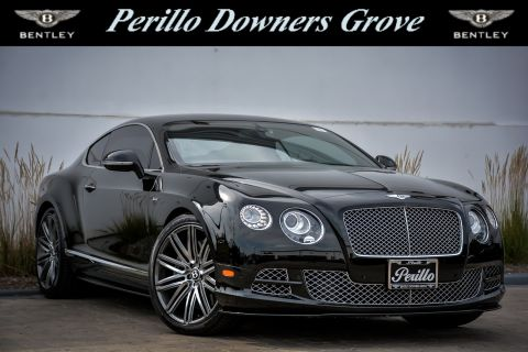 Pre-Owned 2015 Bentley Continental GT Speed Mulliner