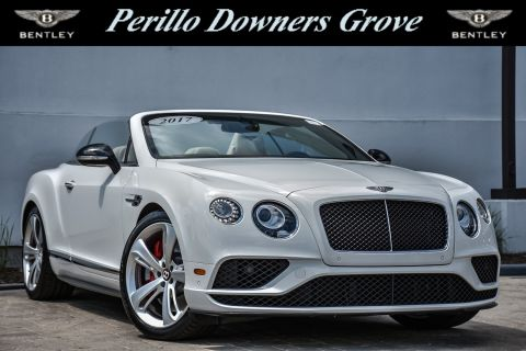 Pre-Owned 2017 Bentley Continental GTC V8 S Mulliner