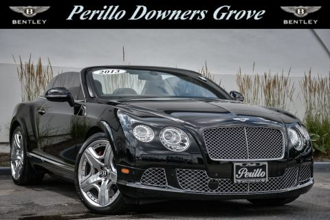 Pre-Owned 2013 Bentley Continental GTC Mulliner With Navigation